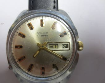 Soviet Watch POLJOT