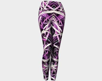 Ground Brush Women's Leggings, Style 4