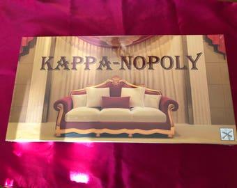 Kappa custom board game