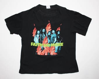 Faith No More The Real Thing Concert Tour T-Shirt