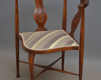 J00 Edwardian corner chair