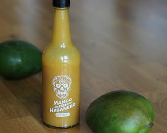 Mango and Habanero Hot Sauce