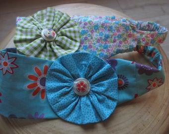 Set of 2 headbands