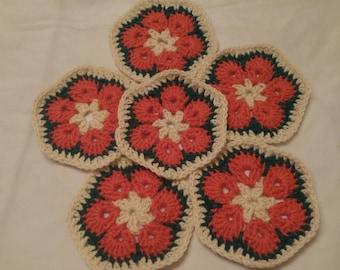 Crochet Cup Mats