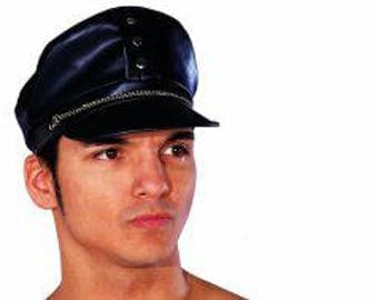 Macho Mens Latex Cap