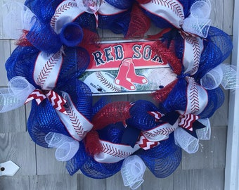 Red Sox Wreaths