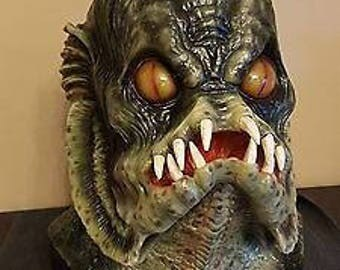 The Monster Squad Gillman 1/1 life size bust prop film head 1:1 creature from the black lagoon universal horror