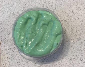 Veryyyy thick ocean slime