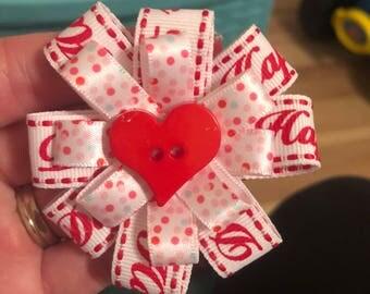 Happy Valentine's Day Bow