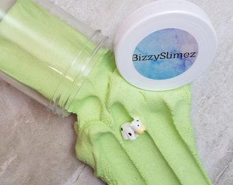 Butter slime, soft slime,clay slime, cow slime, green slime