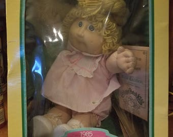1985 Vintage Cabbage Patch Kid .