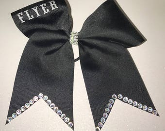 Stunt Position Cheer Bows