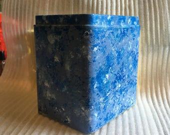 BlueLight Tin