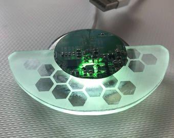 Encryptor's Lamp