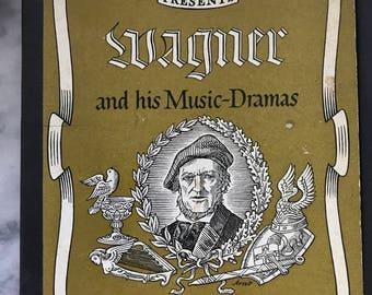 Wagner and Schubert books
