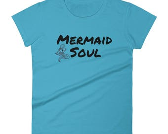 Mermaid Soul Women's short sleeve t-shirt