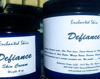 Enchanted Skin: Defiance (Eye Serum/Skin Cream)