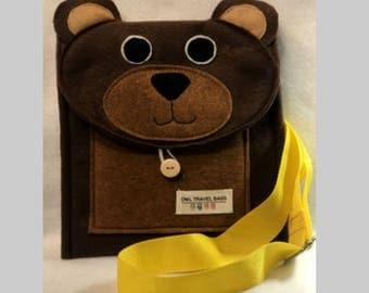 Bear Travel Bag