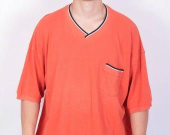 John F.Gee Jeanswear Mens 3XL T-Shirt Vintage 90's