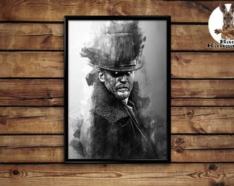 Taboo poster wall art home decor print