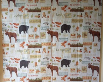 Tapestry, Tapestry fabric, Wall Tapestry, Wall Hanging, Wall Art, Animal Tapestry