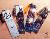 Bookmarks Featuring Art from the Novel 'Imperium Lupi'