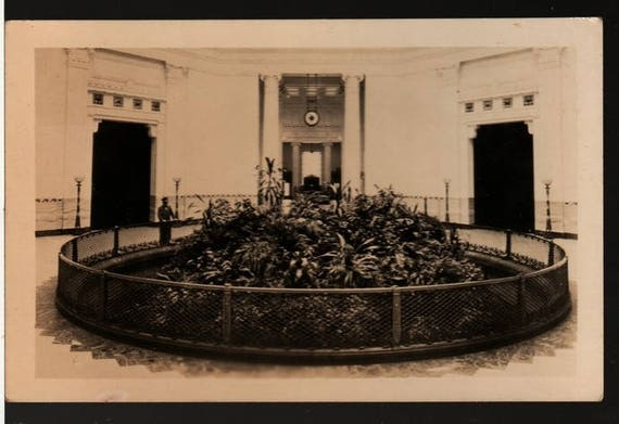 The John G. Shedd Aquarium – Chicago, Illinois – Vintage Photo Postcard