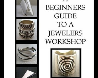 ON SALE TODAY Jewelry Tutorial, Jewelry Making, Silversmithing, Jewelry Design
