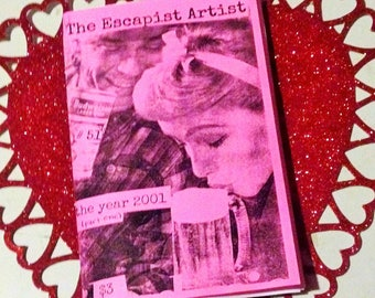 The Escapist Artist 51 --The Year 2001 (part 1)