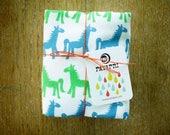 horse gauze hand towel