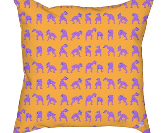 Dutty Wine Throw Cushion Covers (pillow insert not included)