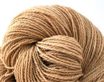 Mohonk Hand Dyed sport weight NYS Wool 370 yds/ 338 m 4oz/ 113g Manzanita
