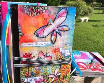 Because handmade Meadori Art  Journal