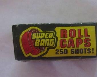 cap gun toy or caps