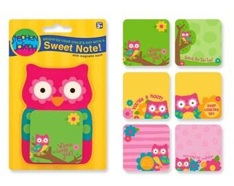 Owl Sweet Notes Set (SJ-1077-76)