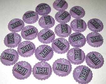 Vintage Purple Nehi Grape Bottle Caps Set of 25