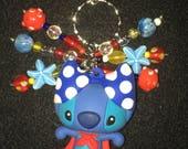 Bra Stitch Purse Charm  Disney Backpack Charm