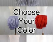 Micro mini short bloomers CHOOSE YOUR COLOR