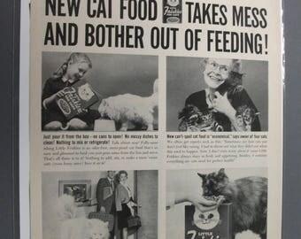 PET 177   Friskies Cat Food    - Nov 24, 1961