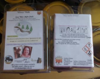 Winter Walk Scented Soy Wax Melts Pack