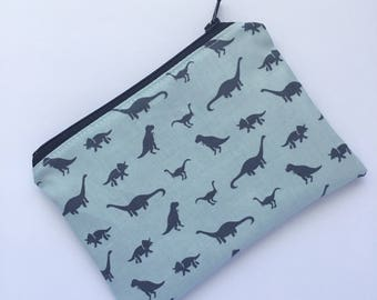 Dinosaurs Snack Bag - Kids Snack Bag - Lunch Pouch - Dinosaurs -  Snack Sack - Lunch Sack - Boy Snack Bag - Zippered Snack Bag