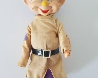 Vintage Disney Dopey Doll Bikin