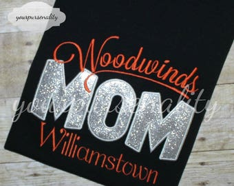 Woodwinds MOM --Marching Band MOM - Band DAD - uncle - aunt - grandma - grandpa - Drumline - Tuba - Brass- Pit