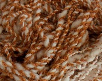 Tozeur: handspun art yarn