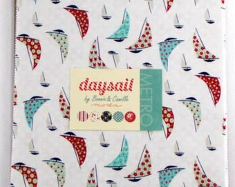Daysail  layer cake  by Bonnie and Camille for Moda
