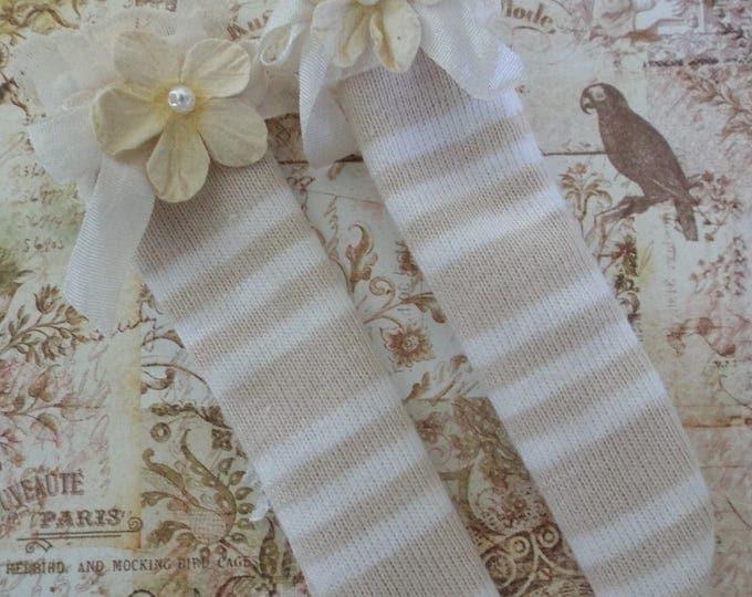 Super Cute Knee Socks by MyOwnLittleWorld for LittleFee or YoSD