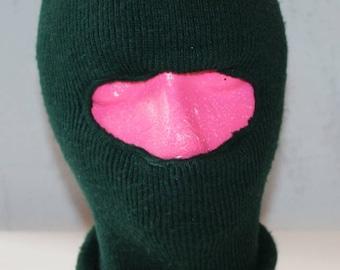 Vintage Ski Mask, 1970's or 1980's