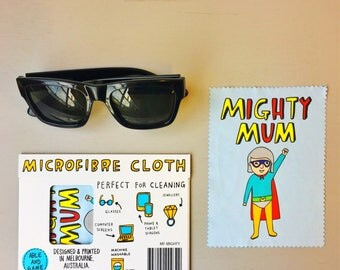 Microfibre Cloth - Mighty Mum