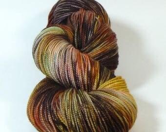 BIG SUMMER SALE Yarn of Letters - Jest 2ply Merino/Nylon Sock - Hey, Assbutt