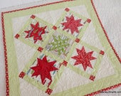 Hometown Mini Quilt Pattern (PDF)